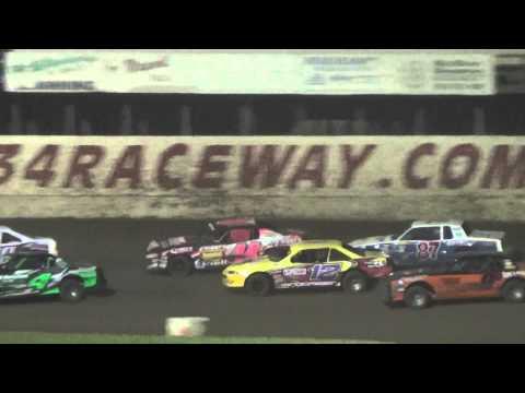 Devon Timmerman 34 Raceway 7/4/15