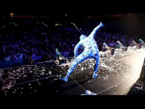 SHELDON BLAKE performing @ DAYGLOW Philadelphia 09-17-11