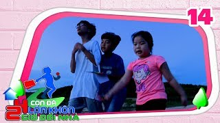 24 HOURS KIDS TRAVELLING |24HDN #14 FULL |Thien Tung-Vietnam Idol Kids sings for neighbours |071017🎼