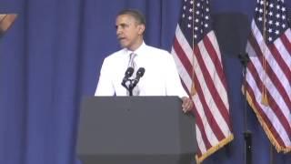 Barack Obama Love You Back