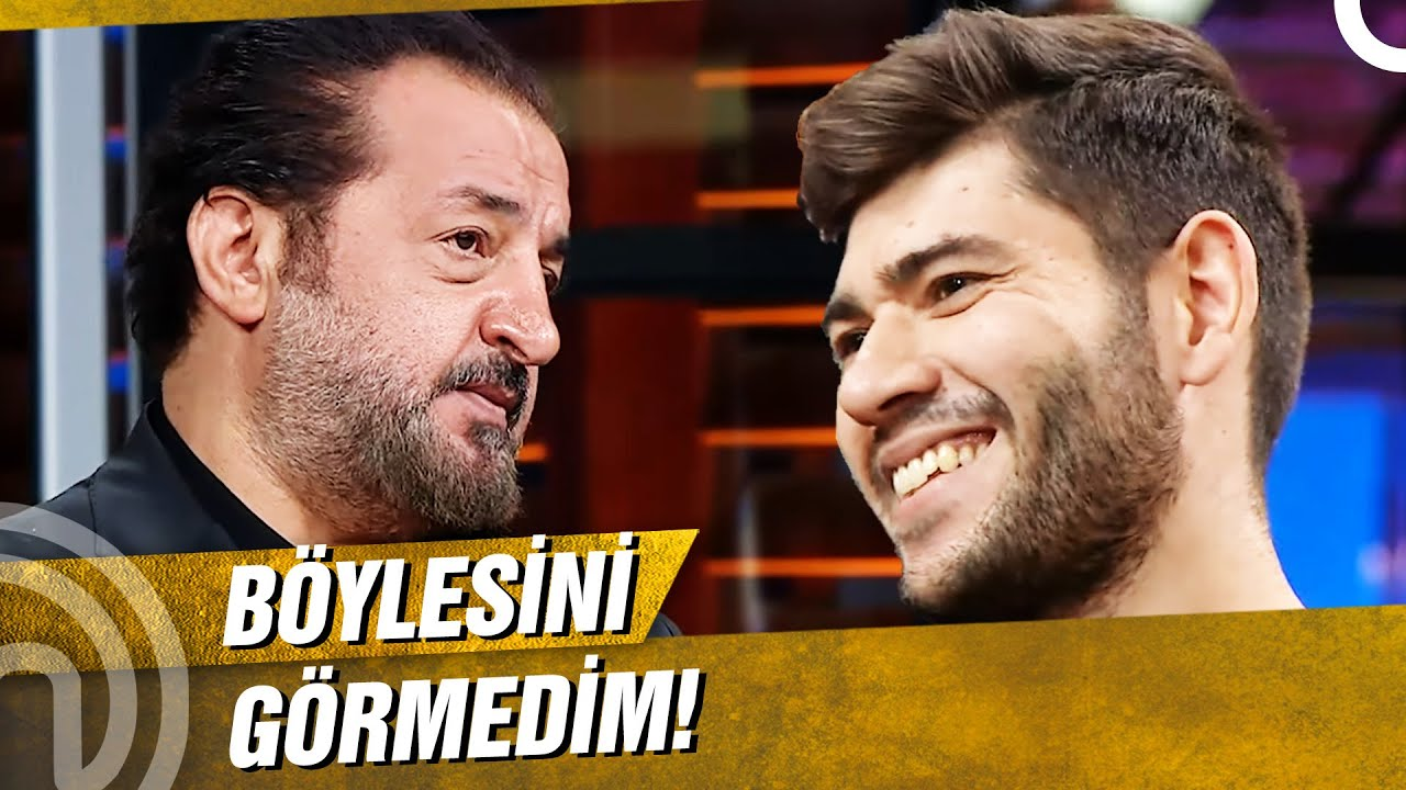 Mehmet Şef'ten, Sergen'in Tabağına Övgüler | MasterChef Türkiye 97. Bölüm