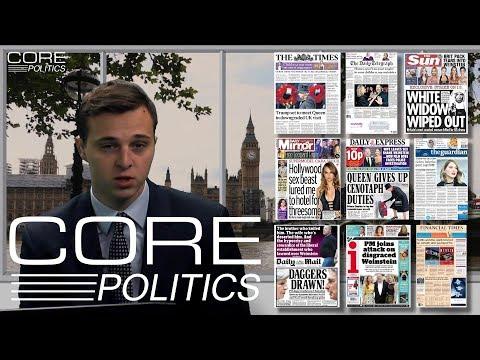 "British ""White Widow"" Killed, Trump UK visit downgraded & May/Hammond 'Deep-Freeze'"