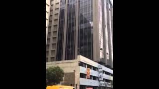 Increíble momento del temblor en México | 6.7 en México | 8 de mayo del 2014