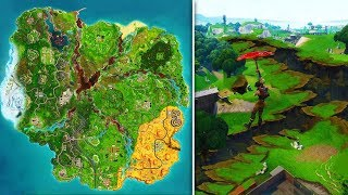 *NEW* SEASON 6 MAP LEAKED! - Fortnite Battle Royale Cube Event ENDING LEAK!