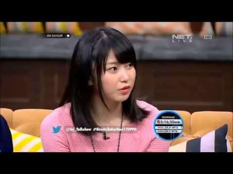 Ini Sahur 22 Juni 2016 Yui Yokoyama AKB48 Full HD