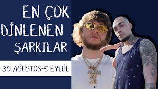 En Çok Dinlenen Şarkılar Türkiye Top 40 2019