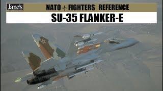 Jane's NATO Fighters Reference | Su-35 Flanker-E