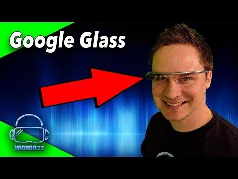 HILFE ICH BIN EIN CYBORG!   Die Google Glass Brille im Test [Augmented Reality]