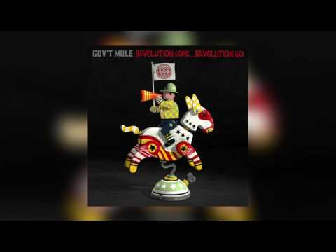 "Gov't Mule - ""Dark Was The Night, Cold Was The Ground"""