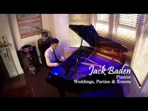 Jack Baden Pianist: Weddings/Parties/Events