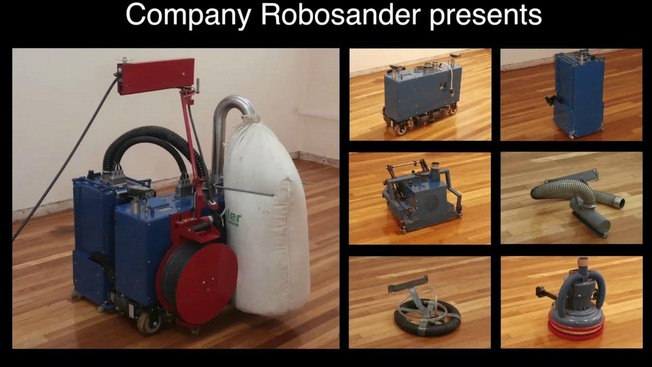 Hardwood Floor Sanders orbital sander along the edge of a hardwood floor Robot For Hardwood Floor Sanding