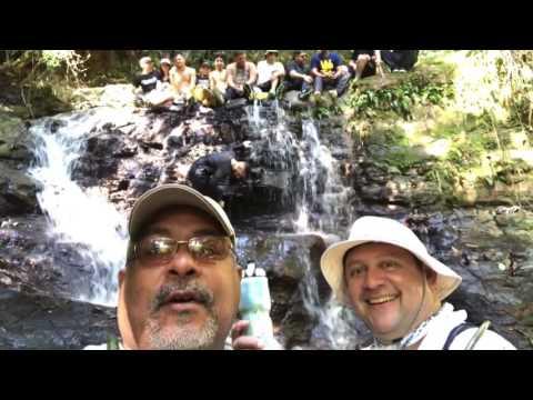 Añasco Cuna Puertorriqueña - Antigua Represa y Cascada -  Barrio Humatas Añasco