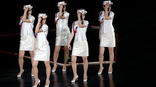 Watch hits from North Korea's most famous pop group, Moranbong Band