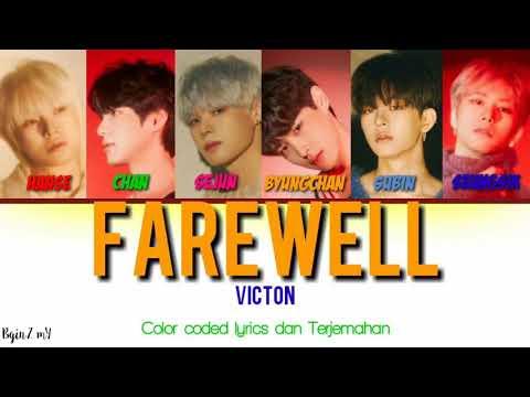 Farewell - VICTON [Color coded lyrics Han/Rom/INA]