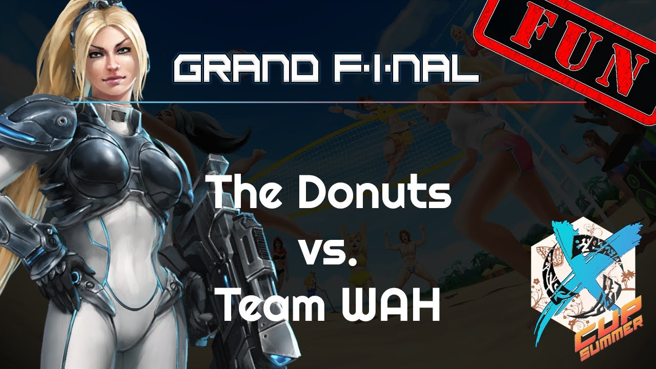 Grand Final: WAH vs. Donuts - X-Cup Summer - Heroes of the Storm 2021