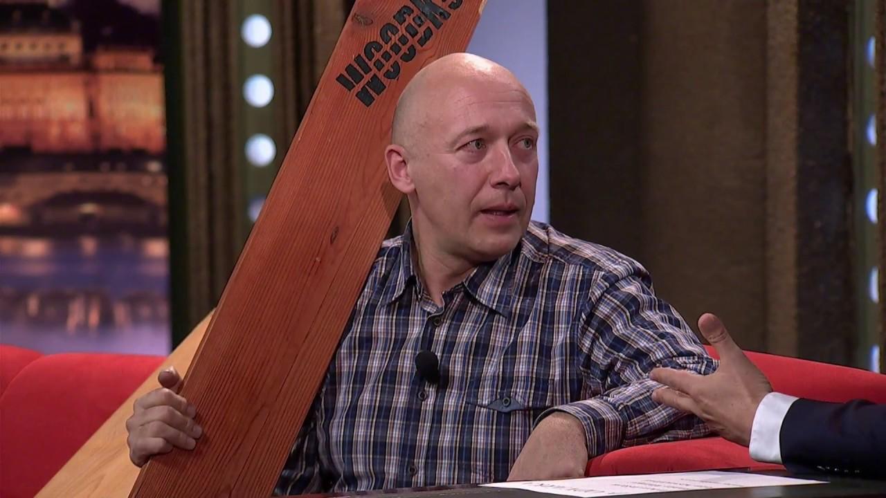 1. Robert Jašków - Show Jana Krause 9. 11. 2016