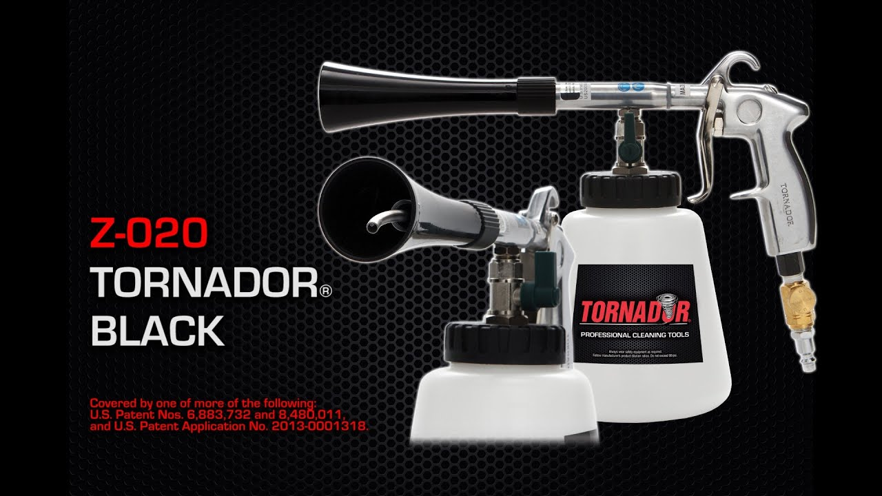 using the tornador black z 020 car cleaning tool youtube. Black Bedroom Furniture Sets. Home Design Ideas