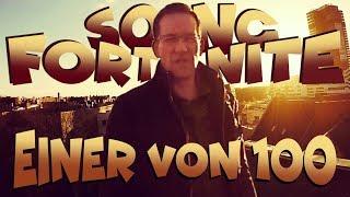 Fortnite SONG: Einer von 100 - Pink Panter feat. Martens (Official Musik Video)
