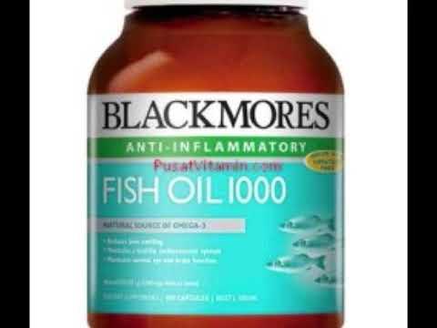 TERNYATA!! Inilah 12 Manfaat Minyak Ikan Blackmores Untuk Kesehatan Jantung Dan Mental