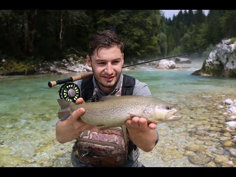 Slovenia Fly Fishing Trip 2020