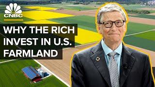 Why Bill Gates Iṡ Buying Up U.S. Farmland