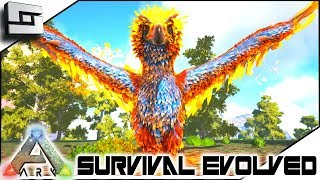 the godfeather taming a phoenix ark survival evolved s2e10 modded ark w pugnacia dinos