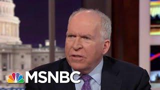 John Brennan Thinks President Donald Trump Has Been 'Duped' By North Korea | Hardball | MSNBC