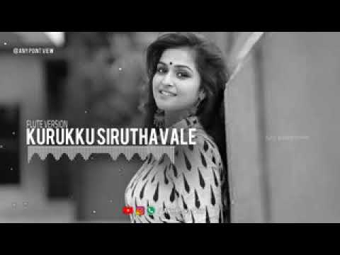 Kurukku Siruthavale|Flute Version|Mudhalvan|ARR|Bgm|30Sec|WhatsApp Status