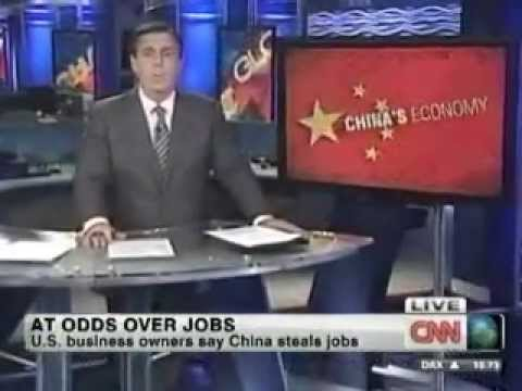 """Alliance for American Manufacturing (AAM) Executive Director Scott Paul on CNN's """"Global Exchange"""""""