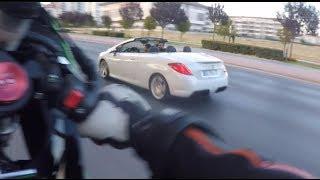 Gambar cover Motorcuyu Tek Teker Görünce Şaşıran Masum Cabrio