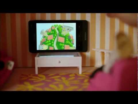 Sony Xperia Go Retail Demo and Introduction