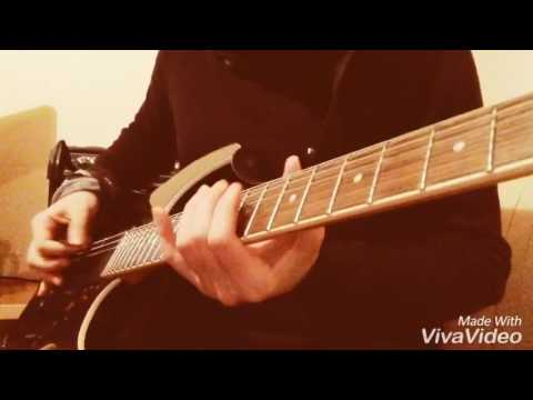 The Rolling Stones - Satisfaction main riff cover