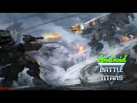 Battle Of Titans On ANDROID 😱😱 Download & Play Free    INDONESIA   