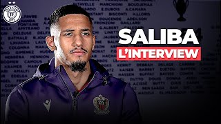 """J'aurais voulu avoir ma chance à Arsenal"" : l'interview de William Saliba"