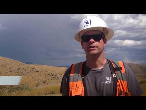 Restoring A Former Copper Mine In Nevada
