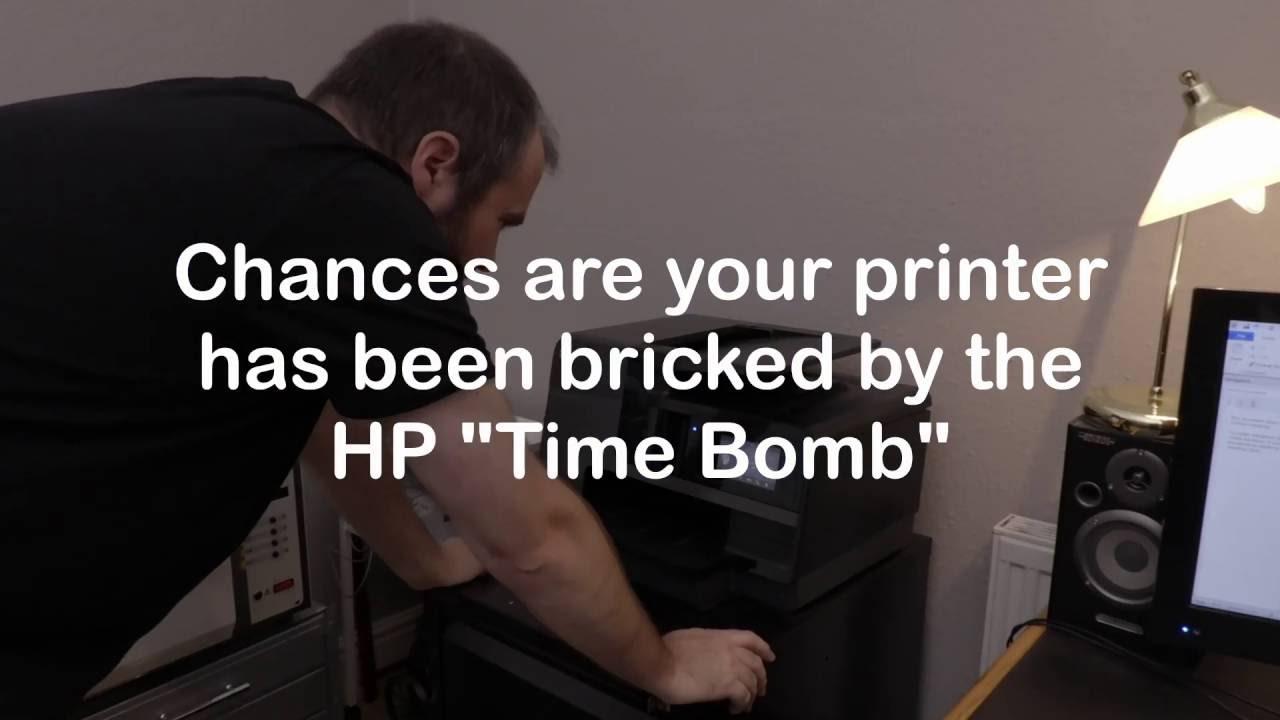 Hp Officejet 4650 Ink Cartridge Problem