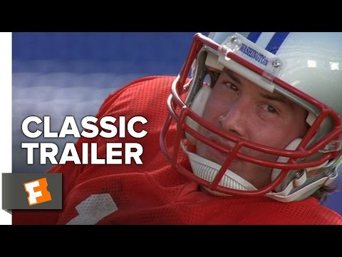 The Replacements 2000    Keanu Reeves, Gene Hackman Sports Comedy HD