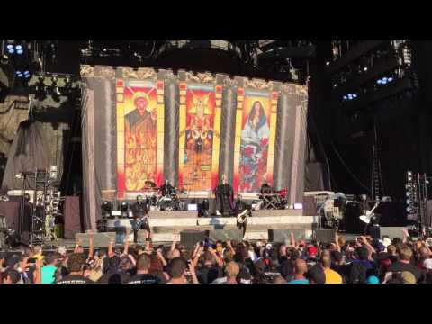 Ghost - Square Hammer Live Salt Lake City, Utah 7/7/2017