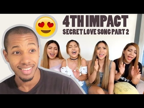 4TH IMPACT - SECRET LOVE SONG PART 2 REACTION