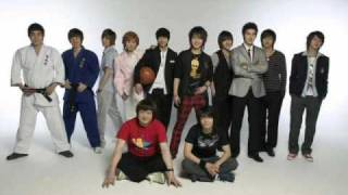 Super Junior - Wonder Boy (Female Version)