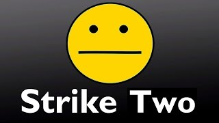 YouTube Community Strike Two