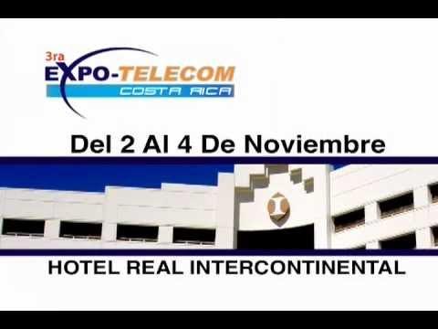 3era Expo-Telecom Costa Rica 2011