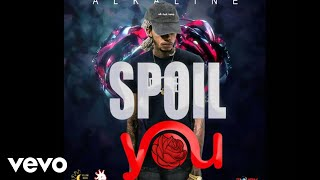 ALKALINE - SPOIL YOU (Official Audio)