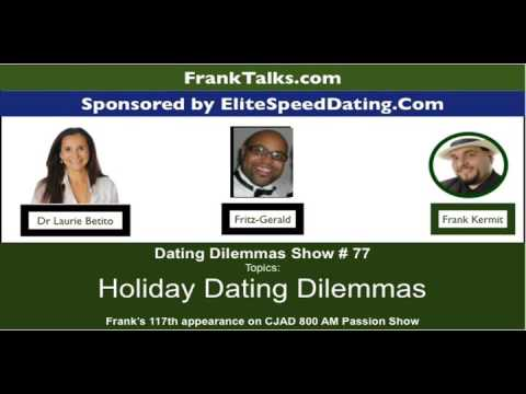 speed dating holiday