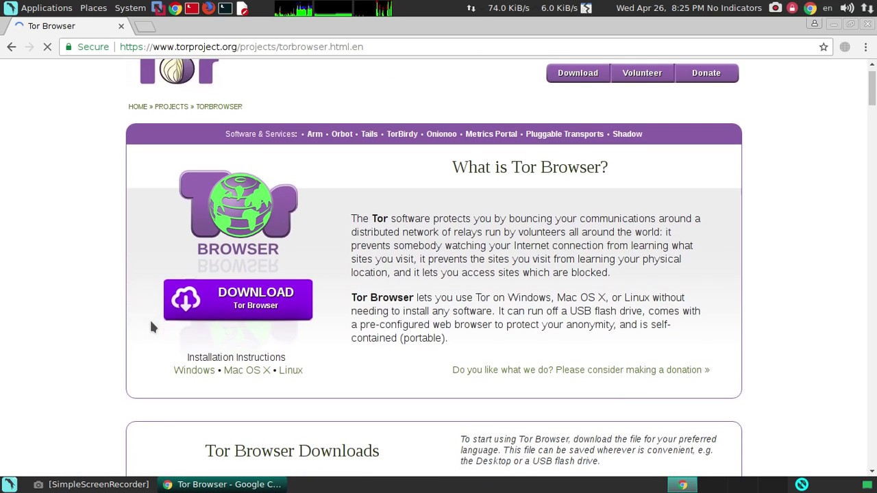 tor browser не грузитсЯ gydra