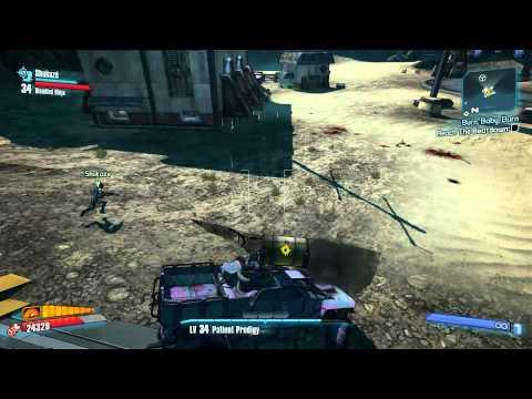 Borderlands2 Mr Torgues Campaign of Carnage - Co-op part 2 |