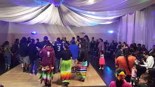 Albuquerque Community Round Dance April 27 2018 Clip 19