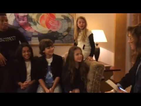 Interview kids united