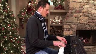 O du fröhliche - O how joyfully - Piano Cover instrumental - Background Music