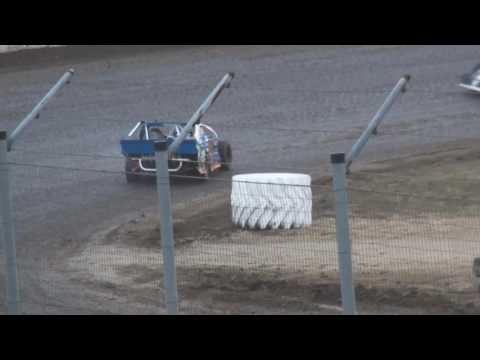 Battle of the Bullring   Humboldt Speedway   $8,000 To Win J C Morton